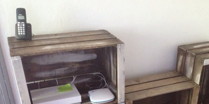 Space Saving Options: Nesting Tables