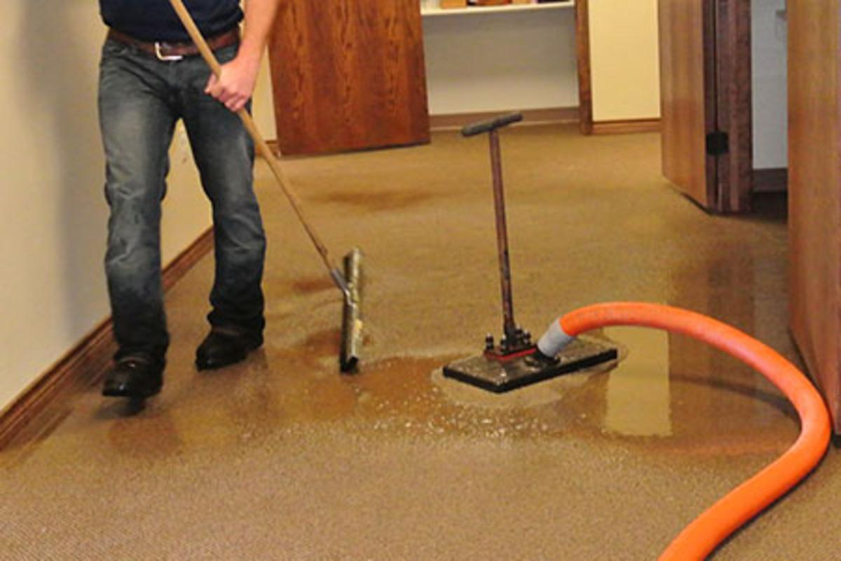 Water Damage Restoration and Repair Tips