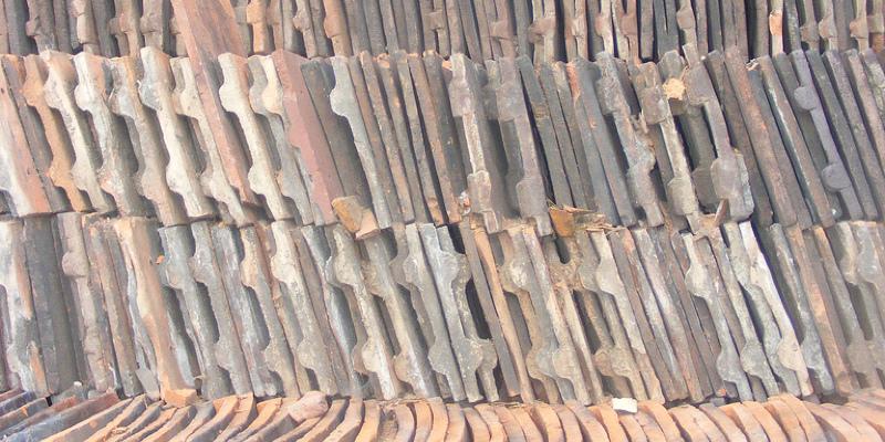 Renovation Detail: Arabesque Tile